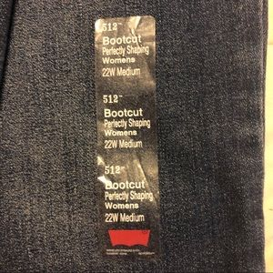 Levi's Jeans - New with tags Levi's bootcut